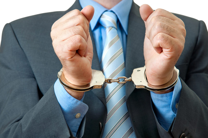 Businessman Under Arrest for Tax Evasion