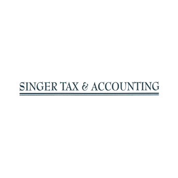 Singer Tax & Accounting, PC Blog