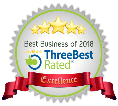 Singer Tax - Best Business of 2018 - Three Best